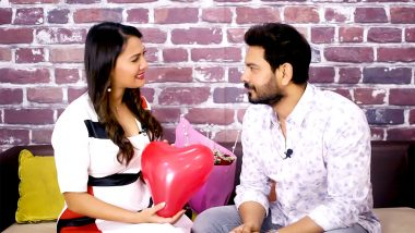 Keith Sequeira, Rochelle Maria Rao Celebrate First Valentine's Day Post Marriage With LatestLY
